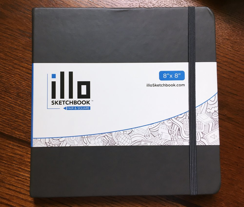illo Sketchbook Review
