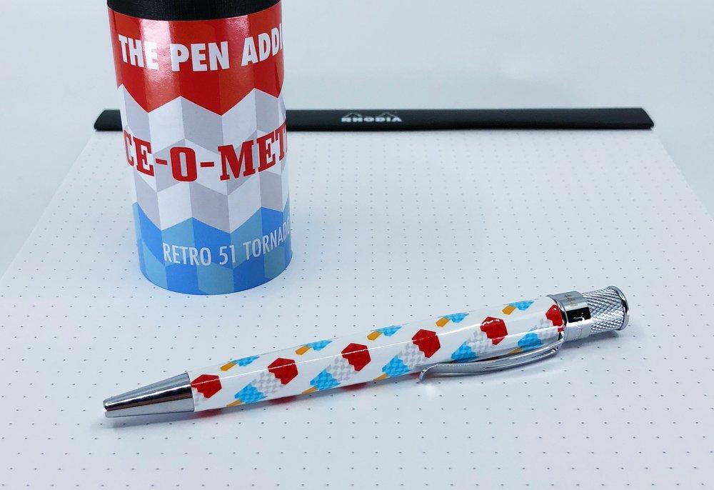 Pen Addict Retro 51 Ic-O-Metric