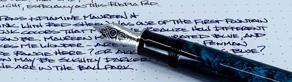Cult Pens Diamine Maureen