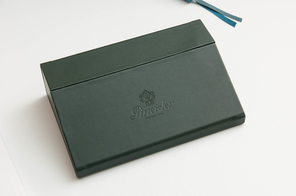 Pineider Avatar Fountain Pen Box