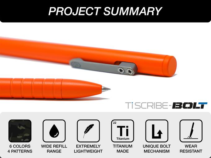 Ti-Scribe Bolt 2.0
