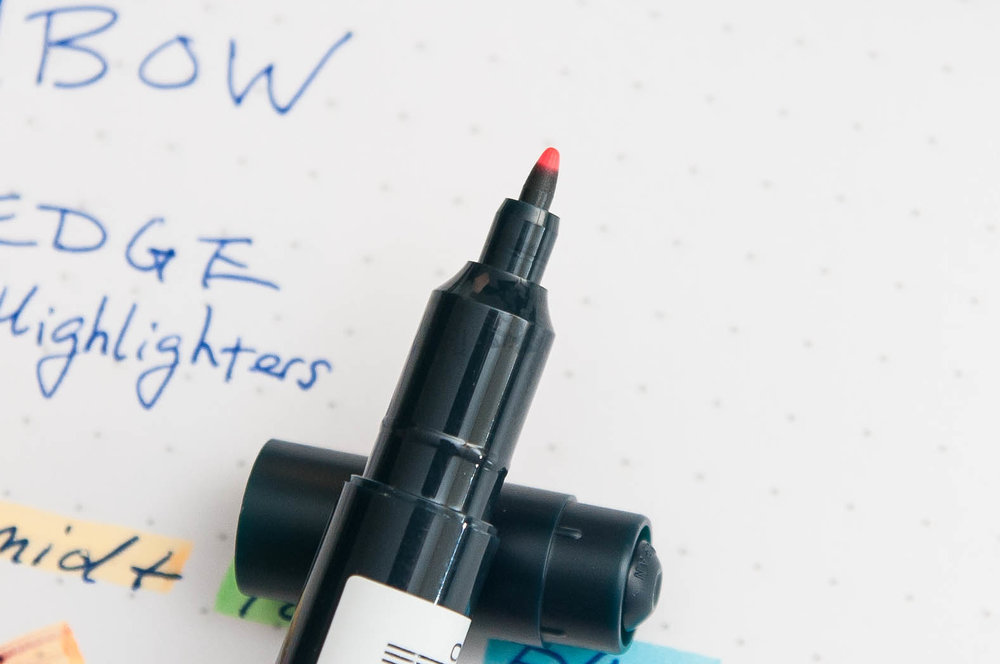 Tombow Mono Edge Dual-tip Highlighter Small Tip