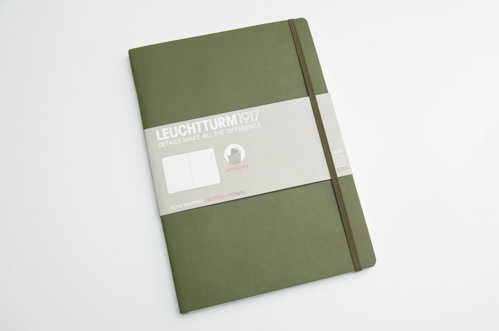 Leuchtturm 1917 Softcover Composition Notebook Review