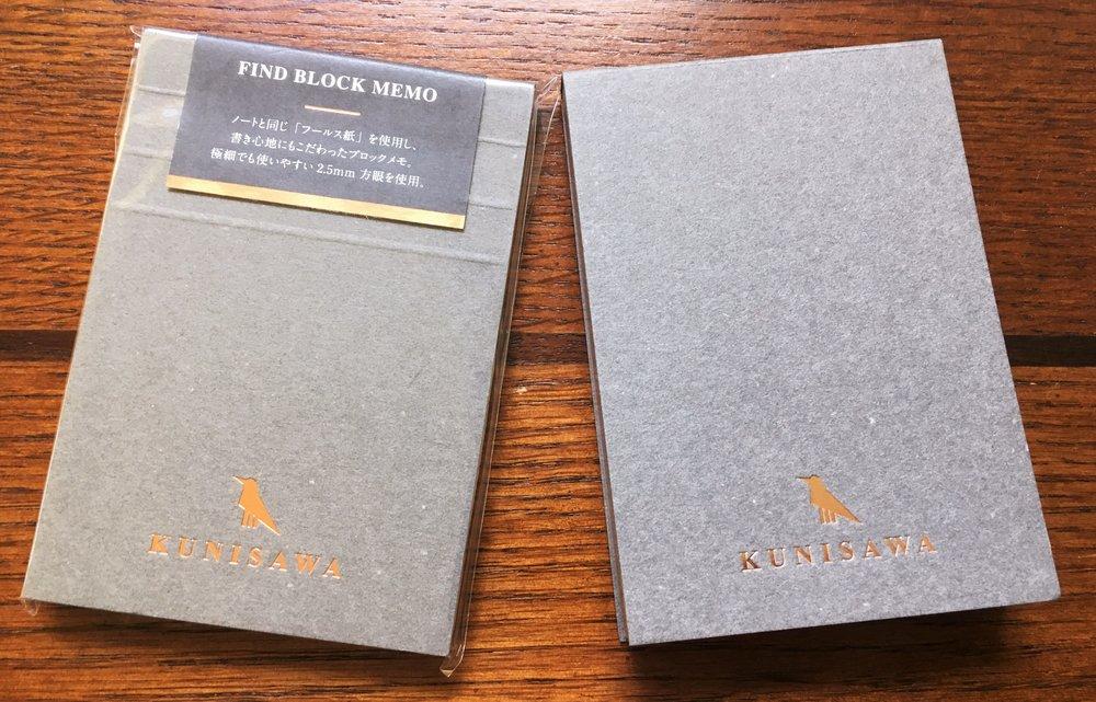Kunisawa Memo Pad Review