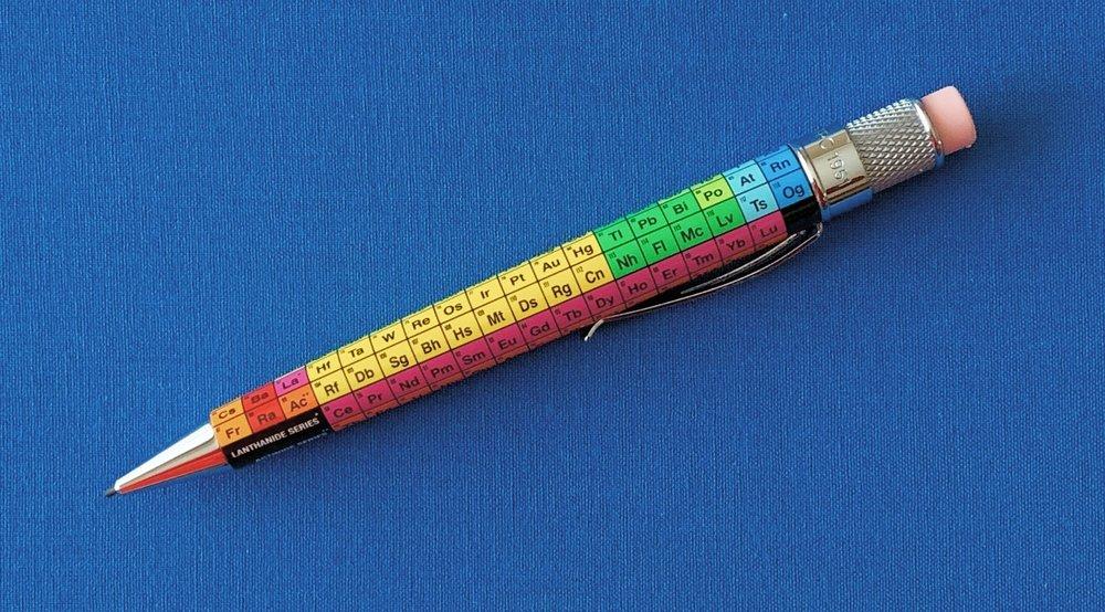 Retro 51 Tornado Dmitri Mechanical Pencil Review
