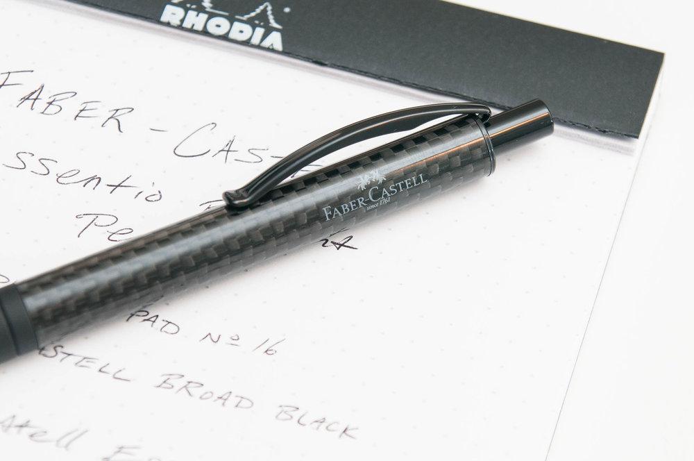Faber-Castell Essentio Ballpoint Pen Clip