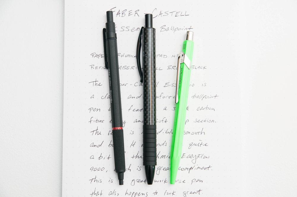 Faber-Castell Essentio Ballpoint