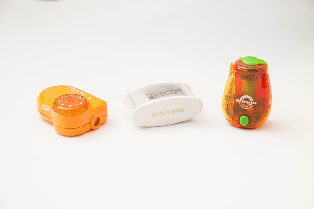 Portable Pencil Sharpeners