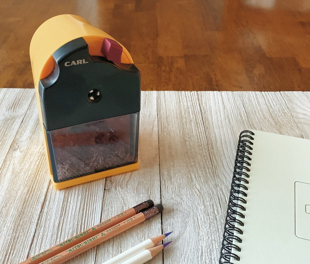 Carl Ein Pencil Sharpener Review