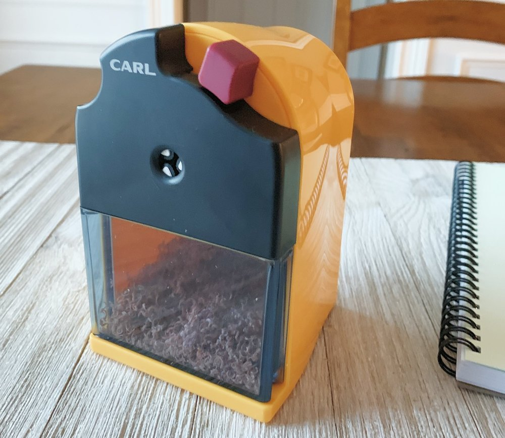 Carl Ein Pencil Sharpener