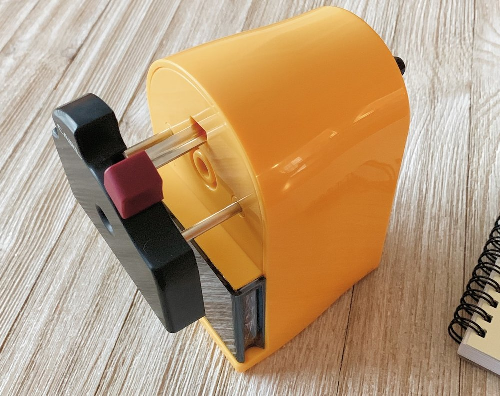 Carl Ein Pencil Sharpener Open