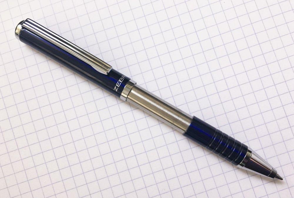 Zebra SL-F1 ST Ballpoint Pen