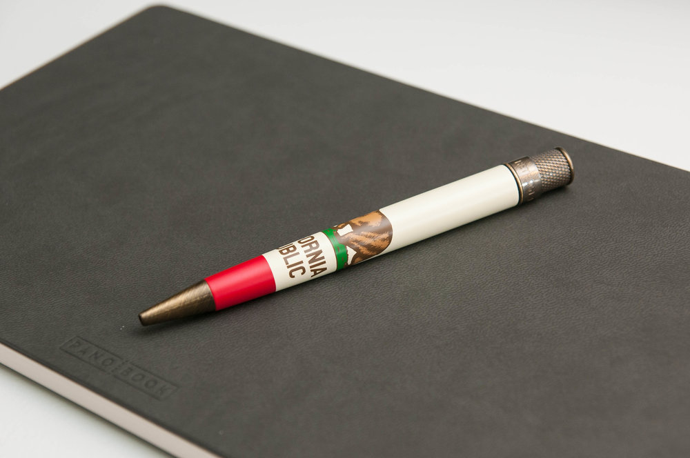 Retro 51 Tornado JetPens California Republic Edition