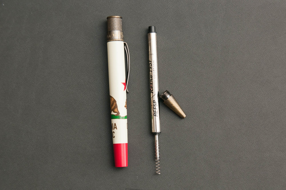 Retro 51 Tornado JetPens California Republic Edition Refill
