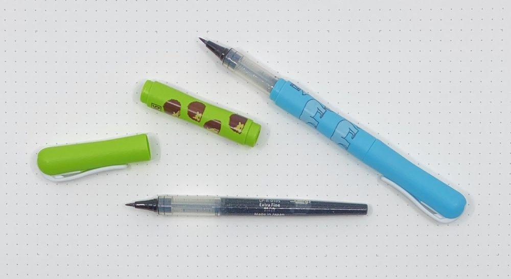 Kokuyo Zig Cocoiro Extra Fine Letter Pen Refill