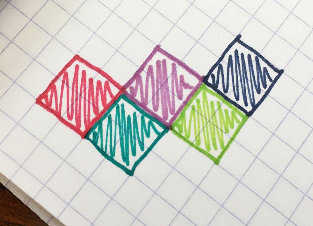 Sharpie Cosmic Color Permanent Marker Colors