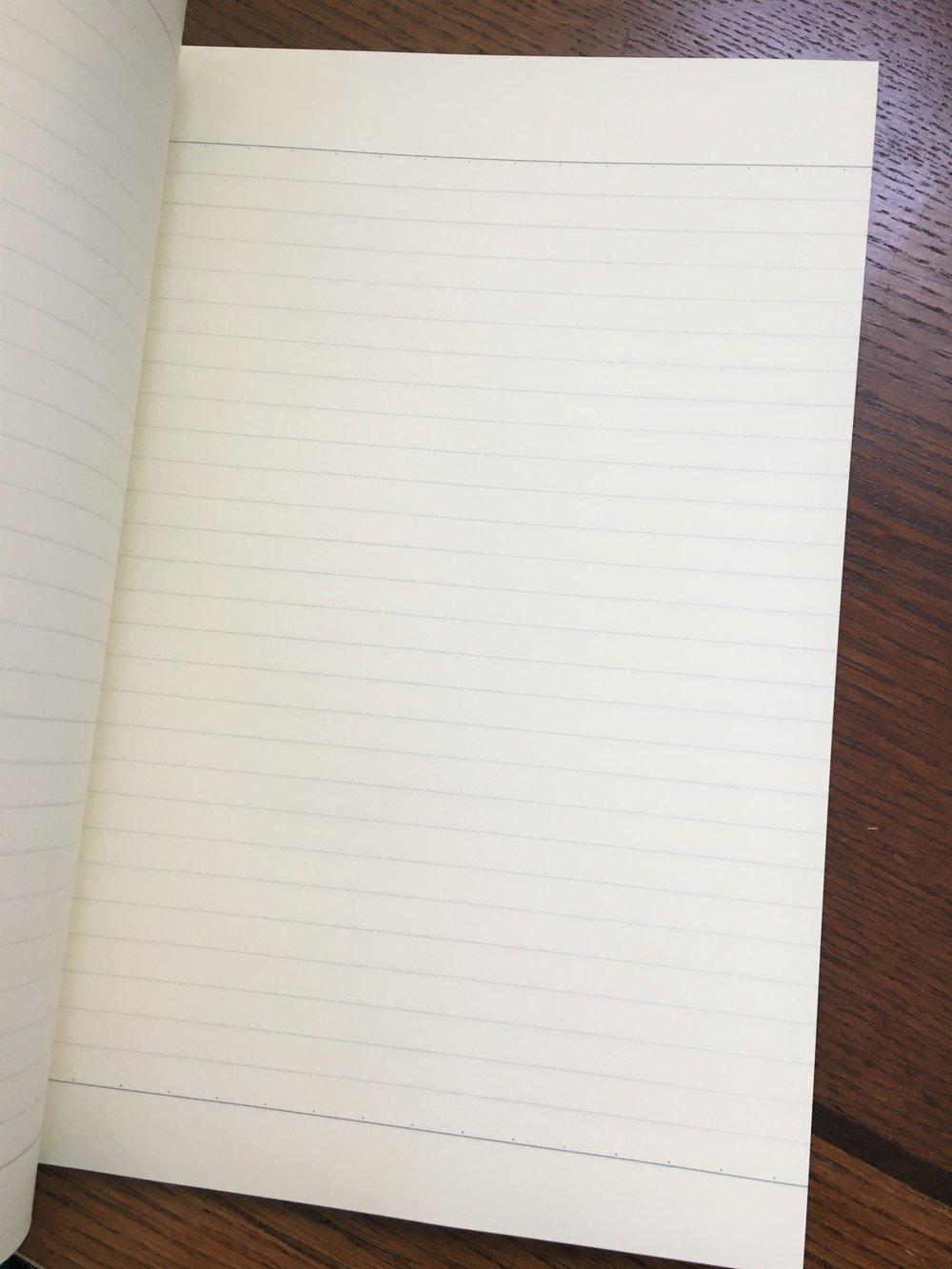 Tsubame Fools Cream B5 Notebook