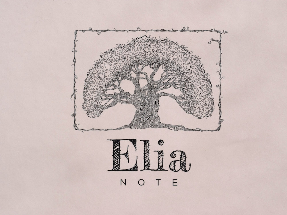 Elia Note Tomoe River Journal Review