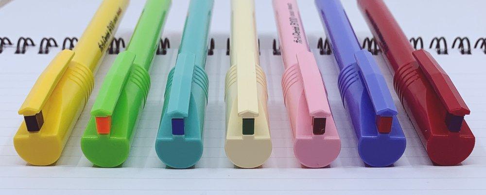 Pentel B100 45th Anniversary Pen Set