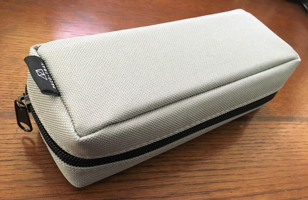 Kamio Japan Paco-Tray Pen Case Review