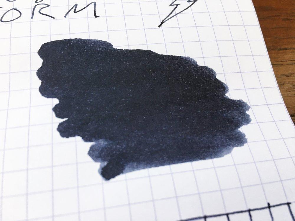 Robert Oster Thunderstorm Ink