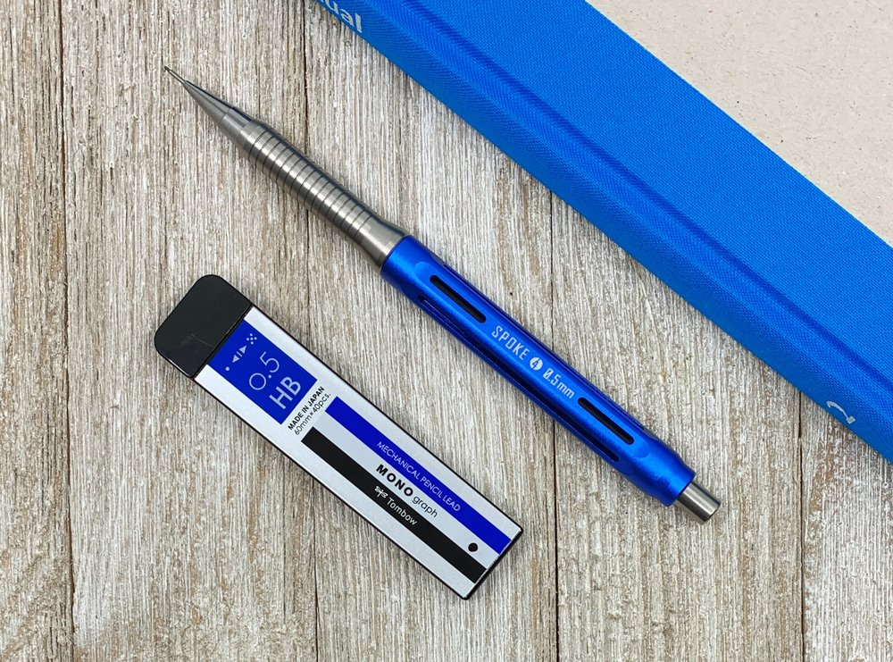 Tombow Mono Graph Lead HB 0.5 mm Review