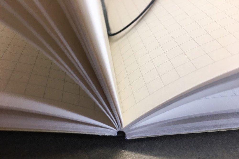 Kokuyo Buncobon Dot Cover Notebook