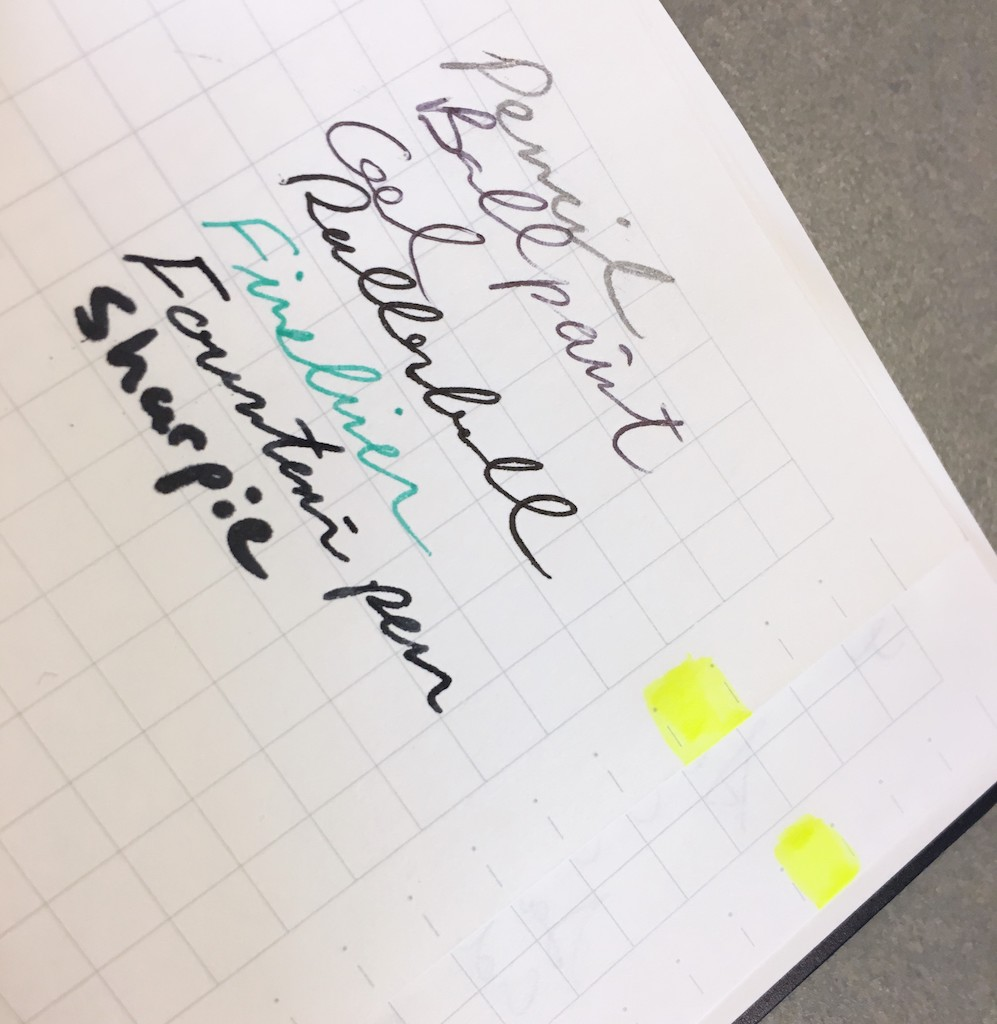 Kokuyo Buncobon Dot Cover Notebook Writing