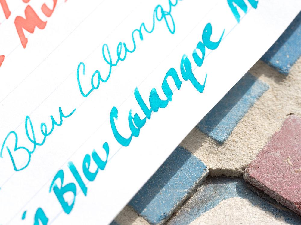 Bleu Calanque Writing.jpg