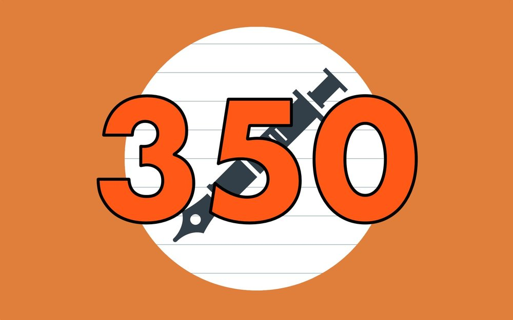 Pen Addict 350