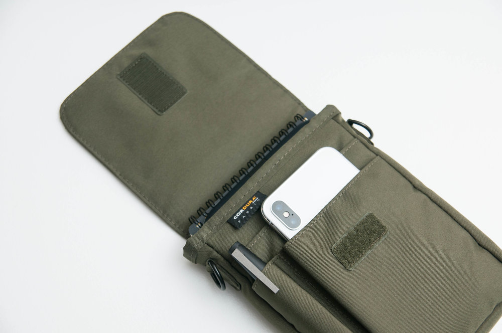 Lihit Lab Smart Fit A6 Carry Pouch