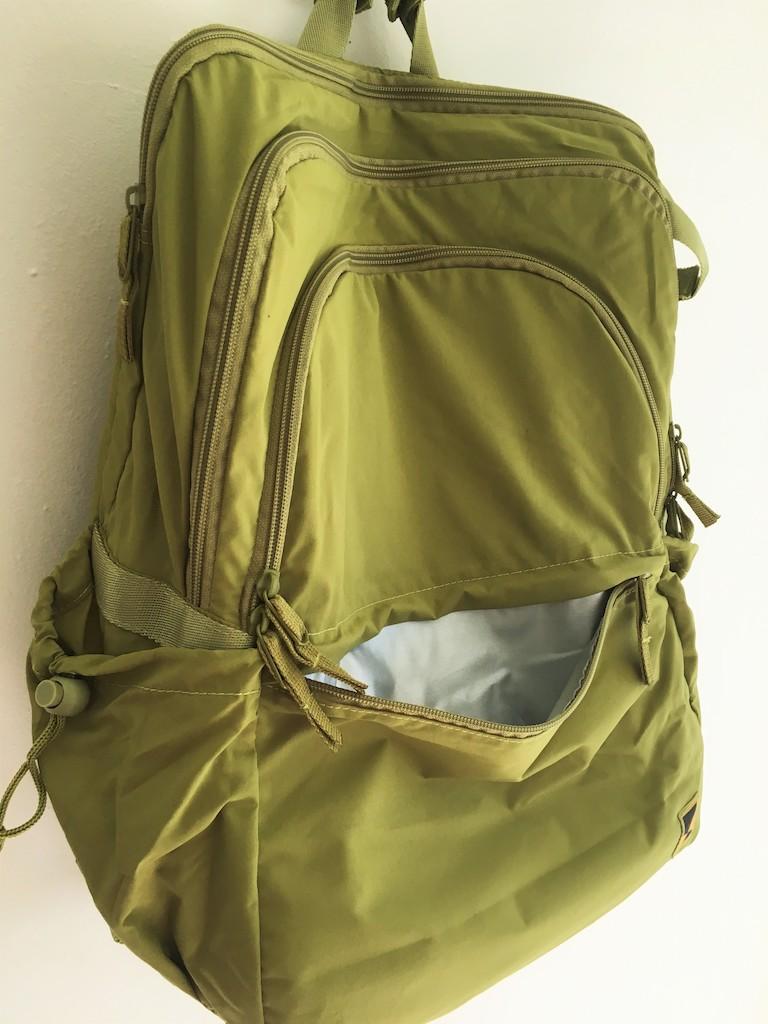 Maruman Sketch Bag Front