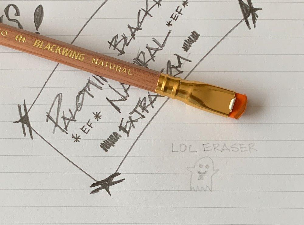 Palomino Blackwing Eraser