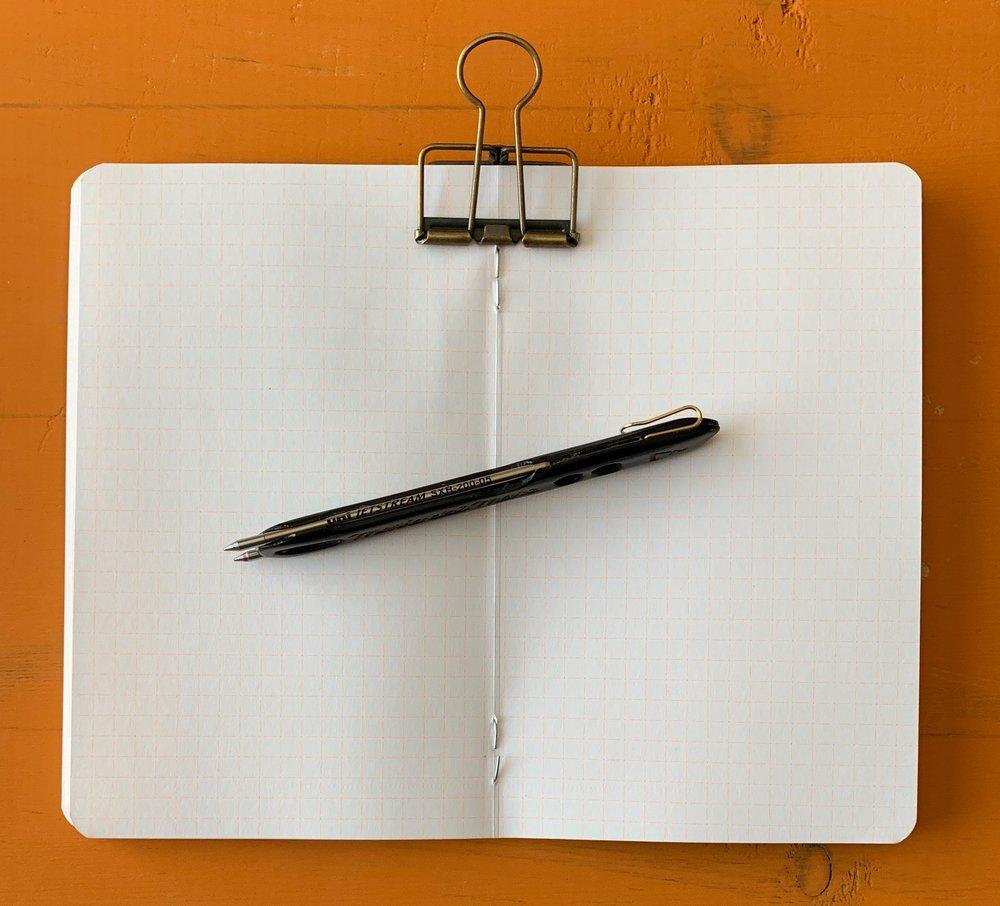 Nock Co Standard Notebook