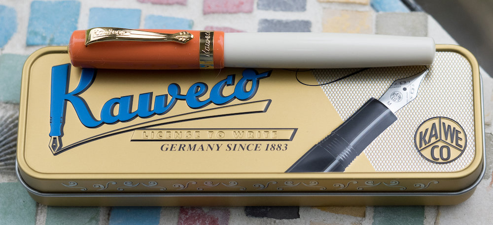 Kaweco Student 70s Soul Fountain Pen Review