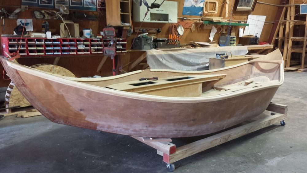Kingfisher/ Recurve Plans PDF — Cajune Boatbuilding