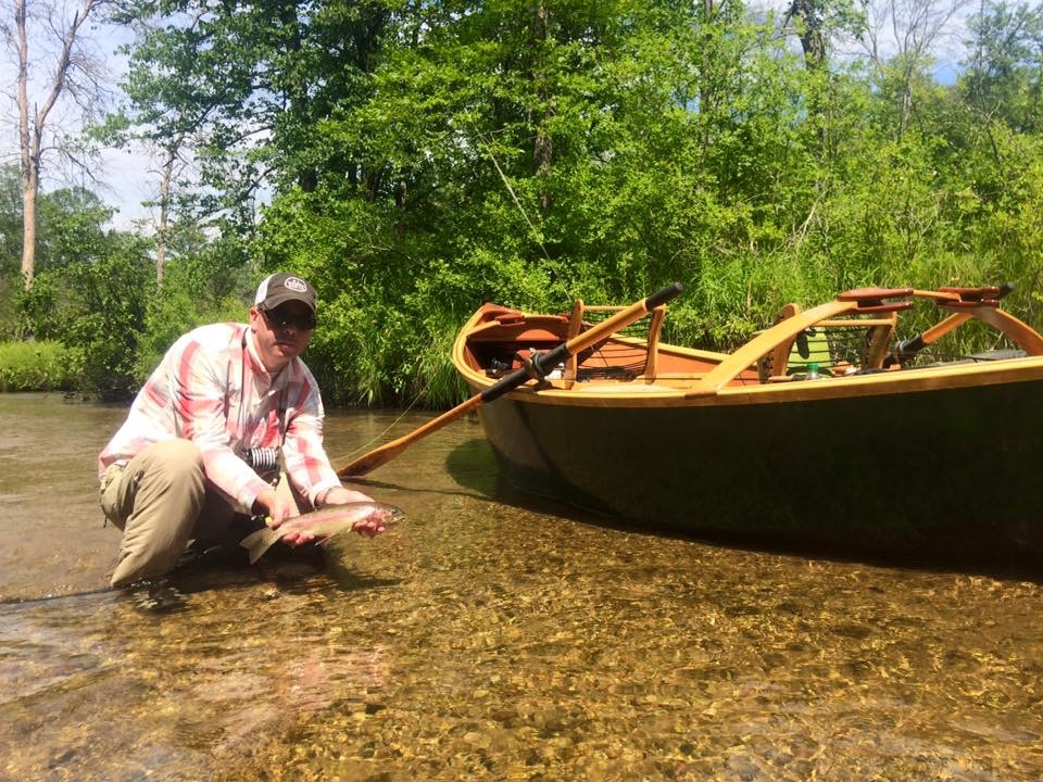Pere Marquette River, Baldwin, Michigan - Thanks to Brian Reed!Photo: Dan Thompson