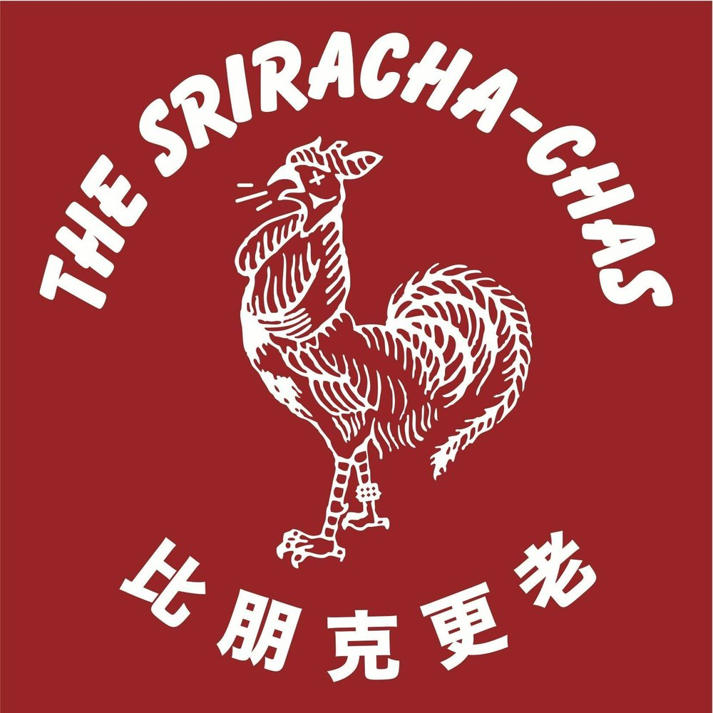 Sriracha-chas CD    by The Sriracha-chas