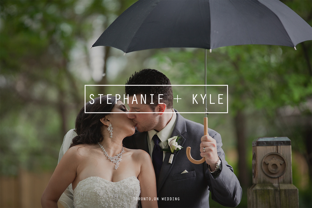 Toronto Wedding Photography - Steph+Kyle - Cover.jpg
