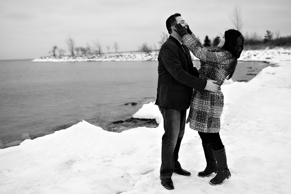 Gorgeous Toronto Engagement Photography