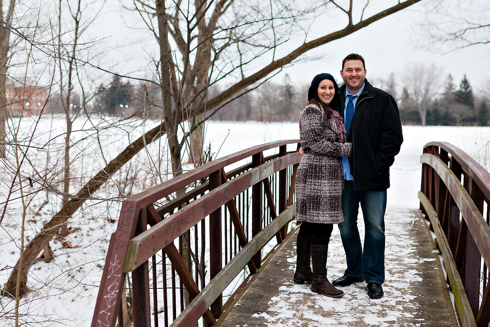 Beautiful Toronto Engagement Photographer