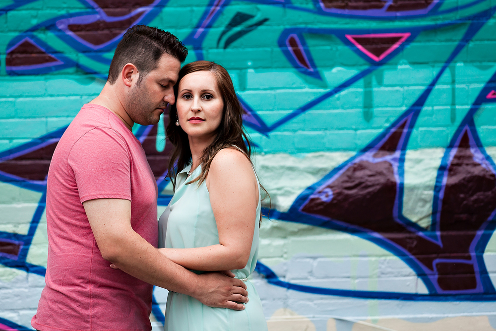 Romantic Toronto Engagement Summer