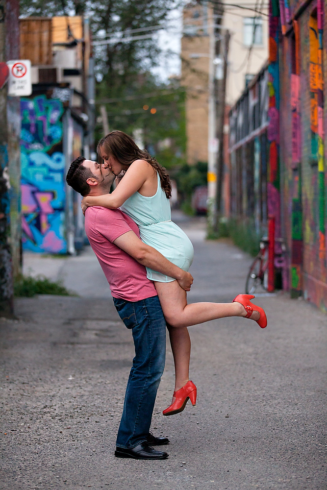 Toronto Engagement Photography Beautiful
