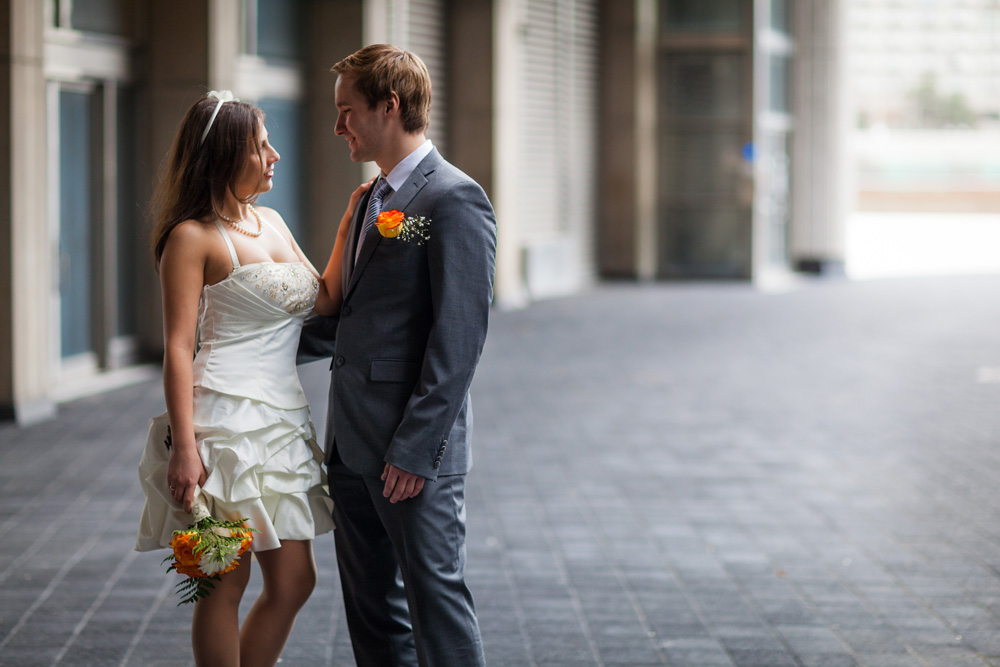 Toronto Wedding Photography City Hall