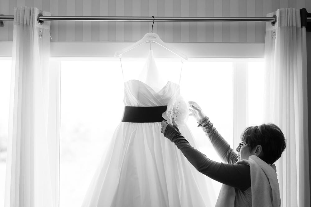 Toronto Bridal Gown