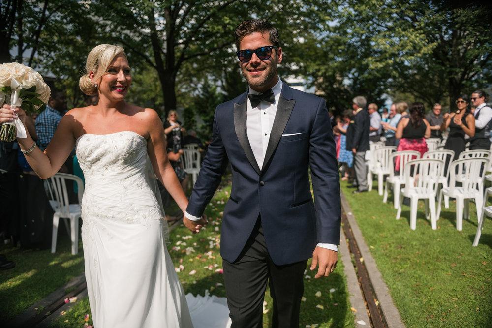 Toronto Newlyweds