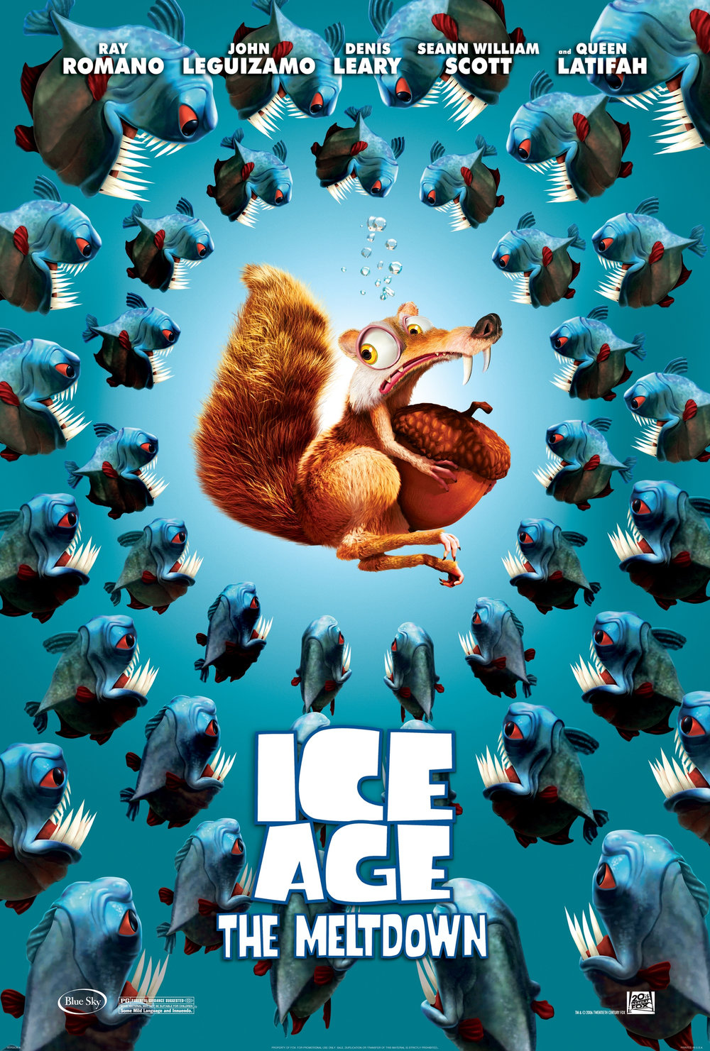 Ice Age: The Meltdown - Lighting Technical Director @ Blue Sky Studios