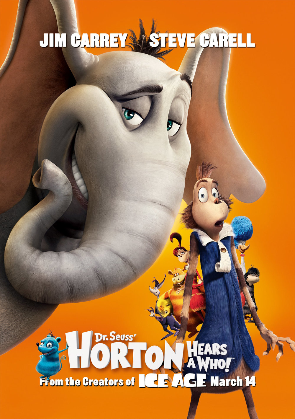 Horton Hears A Who - Effects & Fur Technical Director @ Blue Sky Studios