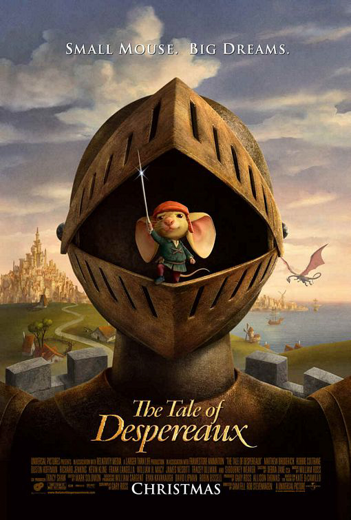 The Tale Of DESPEREAUX - Senior Lighiting Technical Director @ Framestore London