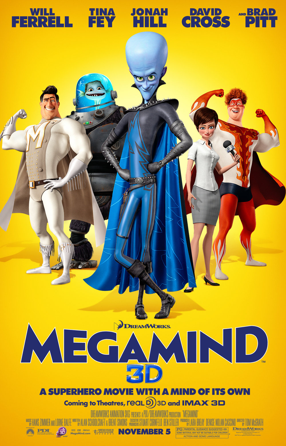 Megamind - Lighter @ PDI/Dreamworks Animation